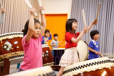 和太鼓教室アトリエスカイ 小学生クラス