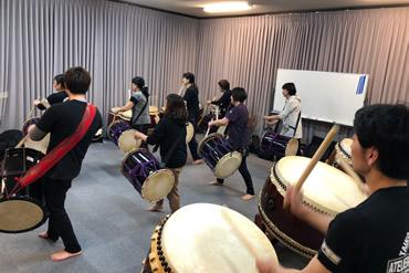 和太鼓教室アトリエスカイ 健康和太鼓教室