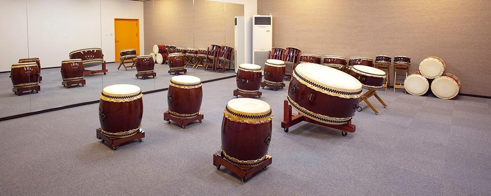 和太鼓のアトリエスカイ公演会